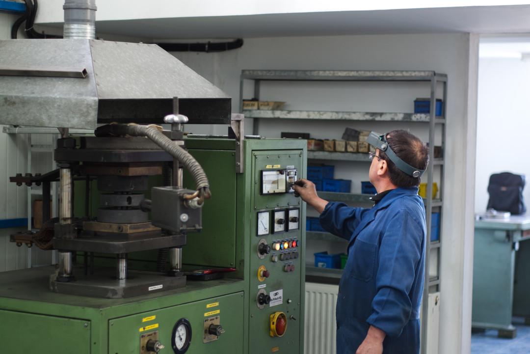 Standortaufbau Diamantwerkzeuge-Produktion in Rumänien